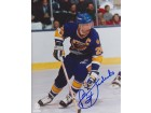 Bernie Federko Signed - Autographed St. Louis Blues 8x10 inch Photo - Guaranteed to pass PSA or JSA