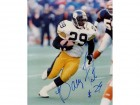 Barry Foster Signed - Autographed Pittsburgh Steelers 8x10 inch Photo - Guaranteed to pass PSA or JSA
