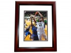 Brittney Griner Signed - Autographed Baylor Bears 8x10 inch Photo MAHOGANY CUSTOM FRAME - Guaranteed to pass PSA or JSA