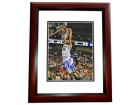 Brittney Griner Signed - Autographed Baylor Bears 8x10 inch Photo MAHOGANY CUSTOM FRAME - Guaranteed to pass PSA or JSA - 2012 NCAA National Champion