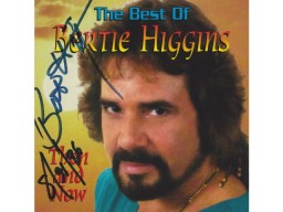 Bertie Higgins Signed - Autographed CD Cover and FREE The Best of Bertie Higgins CD - Guaranteed to pass PSA or JSA