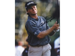 Bernhard Langer Signed - Autographed Golf 8x10 inch Photo - Guaranteed to pass PSA or JSA