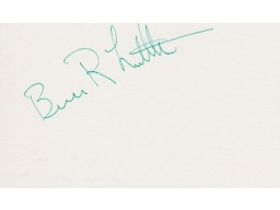 Brian Ledbetter Signed - Autographed Olympic 3x5 Inch Index Card - Guaranteed to pass PSA or JSA - 1992 Silver Olympic Medalist