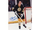 Brad Park Signed - Autographed Boston Bruins 8x10 inch Photo - Guaranteed to pass PSA or JSA - Hall of Famer