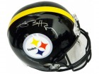 Antonio Brown Signed Steelers Riddell Full Size Replica Helmet (Beckett)