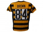 Antonio Brown Autographed Pittsburgh Steelers Alternate Size XL Jersey JSA