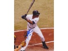 BJ Upton Signed - Autographed Tampa Bay Rays 8x10 inch Photo - Guaranteed to pass PSA or JSA