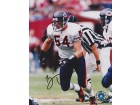 Brian Urlacher Signed - Autographed Chicago Bears 8x10 inch Photo - Guaranteed to pass PSA or JSA - Future Hall of Famer