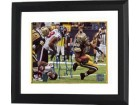 Mark Ingram signed New Orleans Saints 8x10 Photo Custom Framing - Ingram Hologram