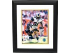 Isaac Bruce signed St. Louis Rams 8x10 Photo Custom Framed- PSA Hologram