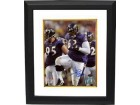 "Terrence Cody signed Baltimore Ravens 8x10 Photo Custom Framed ""Mount""- Tri-Star Hologram"