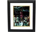 Artis Gilmore signed Chicago Bulls 8x10 Photo Custom Framed HOF 2011