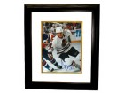 Denis Savard signed Chicago Blackhawks 8x10 Photo Custom Framed