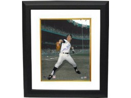 Whitey Ford signed New York Yankees 16x20 Photo HOF 74 Custom Framed- MLB Hologram