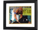 Laffit Pincay signed Horse Racing 16X20 Photo 9530 Career Wins Custom Framed