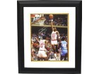 Ralph Sampson signed Houston Rockets 16x20 Photo Custom Framing