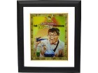 Jerry Lewis signed The Nutty Professor 16x20 Photo Custom Framed (movie/comedian/entertainment)