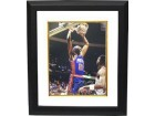 John Salley signed Detroit Pistons 8x10 Photo Custom Framed