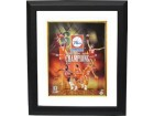 Bobby Jones signed Philadelphia 76ers 16x20 Photo Custom Framed Collage 1983 NBA Champions w/ 6 Signatures
