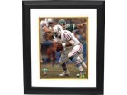 Earl Campbell signed Houston Oilers 8X10 Photo Custom Framed (white jersey)- Tri-Star Hologram