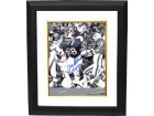 Joe Delamielleure signed Buffalo Bills 8x10 Spotlight Photo Custom Framed HOF 03- Tri-Star Hologram