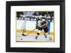 Sergei Samsonov signed Boston Bruins 8x10 Photo Custom Framing
