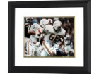Larry Little signed Miami Dolphins 16x20 Photo Custom Framed HOF