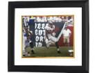 Carnell Williams signed Tampa Bay Bucaneers 16X20 Photo Custom Framed- Williams Hologram