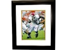 Tommie Harris signed Oklahoma Sooners Lombardi03 16X20 Photo Custom Framed