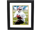 Roscoe Parrish signed Buffalo Bills 8x10 Photo Custom Framed