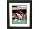 Mike Rozier signed Nebraska Cornhuskers 8x10 Photo Custom Framed