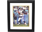 Marc Bulger signed St. Louis Rams 16X20 Photo Custom Framed