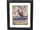 Gaylord Perry signed San Francisco Giants 8x10 Photo HOF 91 Custom Framed