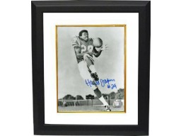 Harold Jackson signed Philadelphia Eagles 8x10 Photo Custom Framed