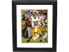 John David Booty signed USC Trojans 8x10 Photo Custom Framed