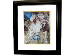 Bobby Bowden signed Florida State Seminoles 16x20 Photo Powerade Custom Framed