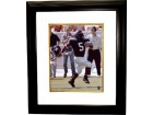 Ladainian Tomlinson signed TCU Horned Frogs 16x20 Photo Custom Framed