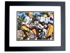 Bart Starr Signed - Autographed Green Bay Packers 8x10 inch Photo BLACK CUSTOM FRAME - Guaranteed to pass PSA or JSA - Hall of Famer