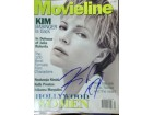Kim Basinger Signed Movieline Magazine Cover Only