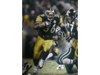 Jerome Bettis (Pittsburgh Steelers) Signed 11x14