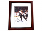 Bill Barber Signed - Autographed Philadelphia Flyers 8x10 inch Photo MAHOGANY CUSTOM FRAME - Guaranteed to pass PSA or JSA