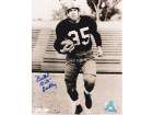 """Bullet Bill"" Dudley Autographed 8x10 Photo - Deceased Hall of Famer"