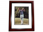 Bob Tway Signed - Autographed Golf 8x10 inch Photo MAHOGANY CUSTOM FRAME - Guaranteed to pass PSA or JSA