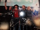 Bon Jovi Signed 11x14 Photo (Light bend on bottom and top edge)