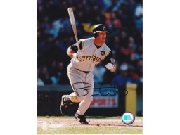 Brian Giles Autographed Pittsburgh Pirates 8x10 Photo
