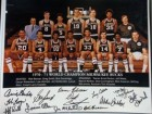 Milwaukee Bucks (1970-71) Signed 16x20 Photo by the 1970-71 Milwaukee Bucks Team