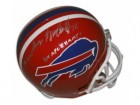 Buffalo Bills Autographed Helmets