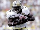 Reggie Bush (New Orleans Saints) Signed 8x10 Photo