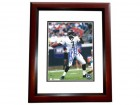 Byron Leftwich Signed - Autographed Jacksonville Jaguars 8x10 inch Photo MAHOGANY CUSTOM FRAME - Guaranteed to pass PSA or JSA