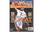 "Corey Brewer Signed - Autographed Florida Gators 18x24 inch GIANT Sports Illustrated SI cover with ""06-07 Champs"" inscription - Guaranteed to pass PSA or JSA"